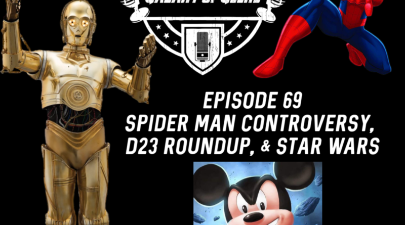 Spider-man Disney Star Wars
