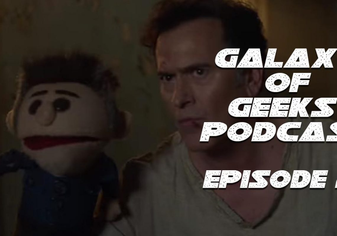 Galaxy of Geeks Episode 29