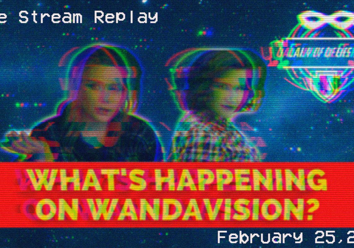 Galaxy of Geeks Live Stream February 25th, 2021