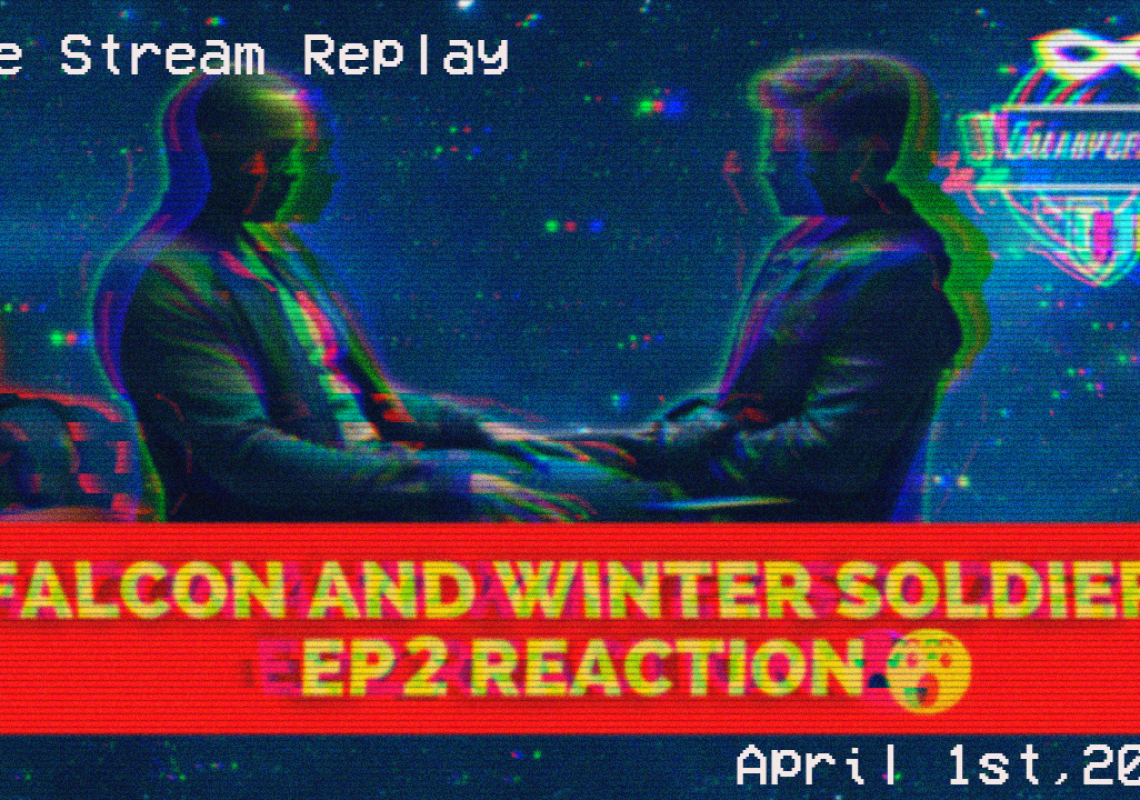 Galaxy Of Geeks Falcon And Winter Soldier EP2