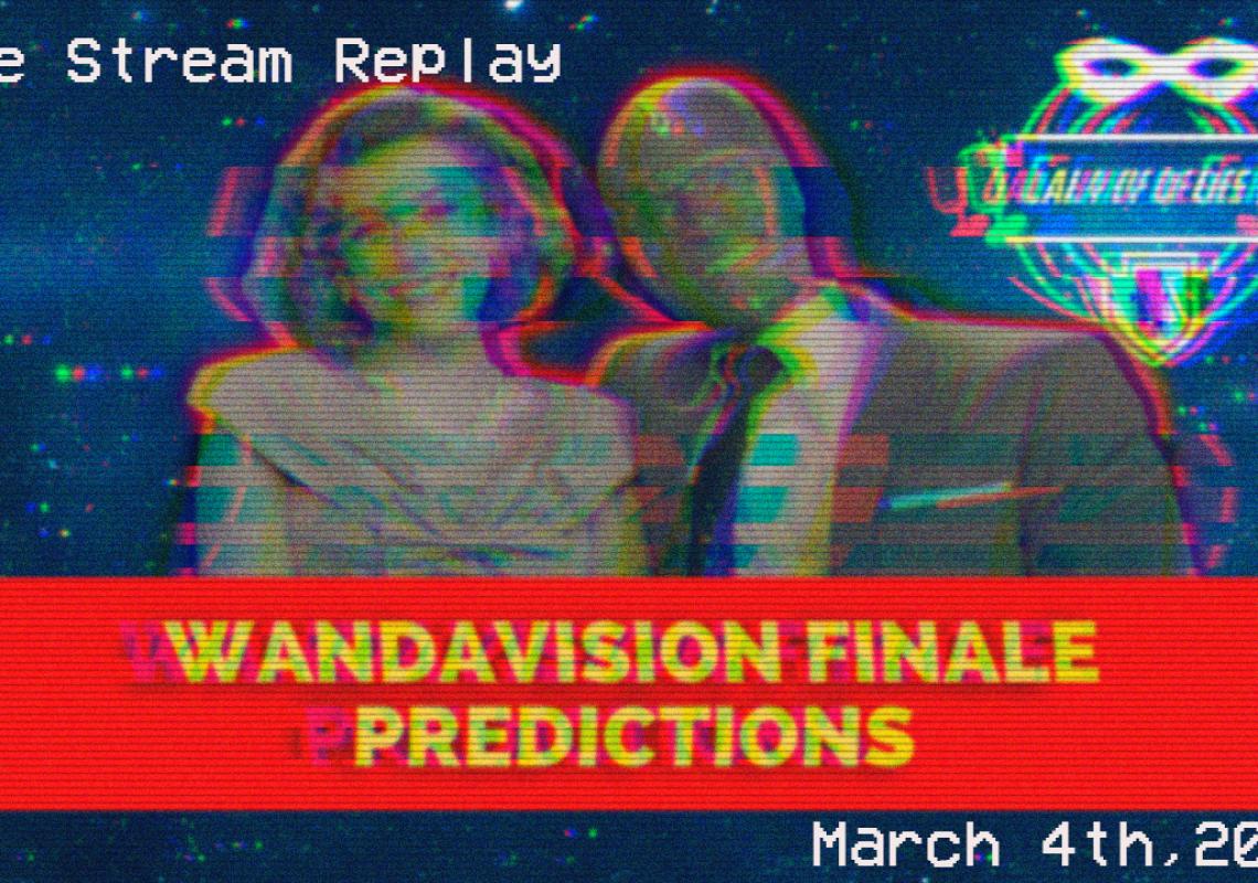 Galaxy Of Geeks Wandavision MCU Agnes Live Stream