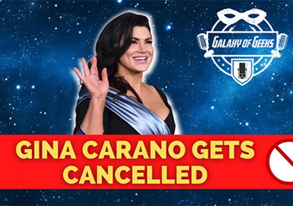 Galaxy Of Geeks Gina Carano